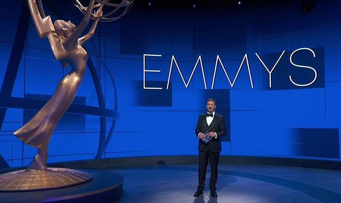 В США вручили премии Emmy за лучшие сериалы