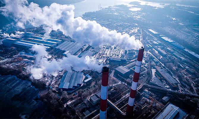 Выбросы углекислого газа в 2020 году из-за пандемии снизятся на 7%