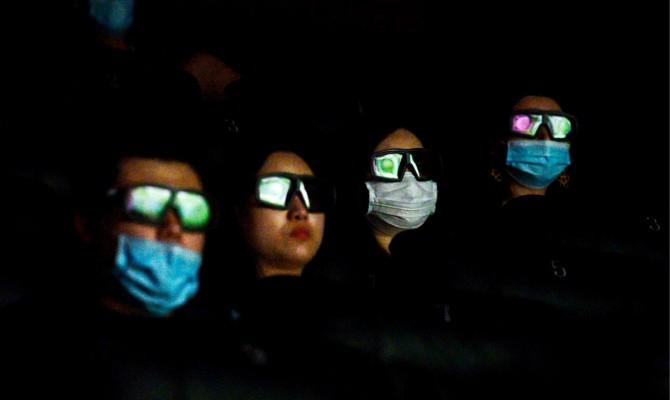 Китай обошел Северную Америку и стал мировым лидером по продажам билетов в кино