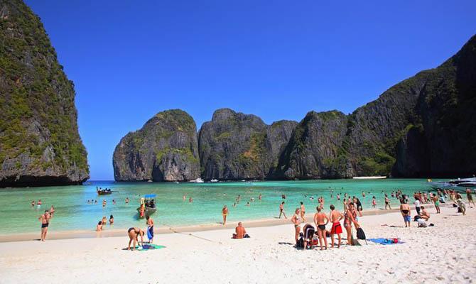 Турпоток в Таиланд упал до рекордно низкого уровня