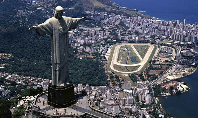 В Бразилии появится еще одна статуя Христа – выше предыдущей