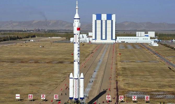 В Китае строят уже пятый космодром